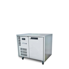Williams HO1UFB Opal Single Door Counter Refrigerator