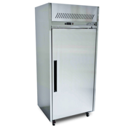 Williams LS1SDSS Sapphire Single Solid Door Stainless Steel Upright Freezer