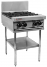 Trueheat RC Series RCT6-2-3G-NG - 2 Burner Cooktop with 300mm Griddle NG