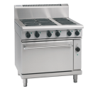 Waldorf 800 Series RN8616EC - 900mm Electric Range Convection Oven
