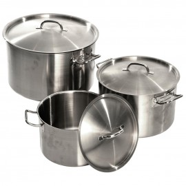 16 Litre Stainless Steel Boiler & Lid