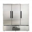 Williams HQS3SDSS Quartz Star Three Solid Door Stainless Steel Upright Refrigerator