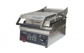 Woodson W.GPC61SC Pro Series Computer Controlled Contact Grill